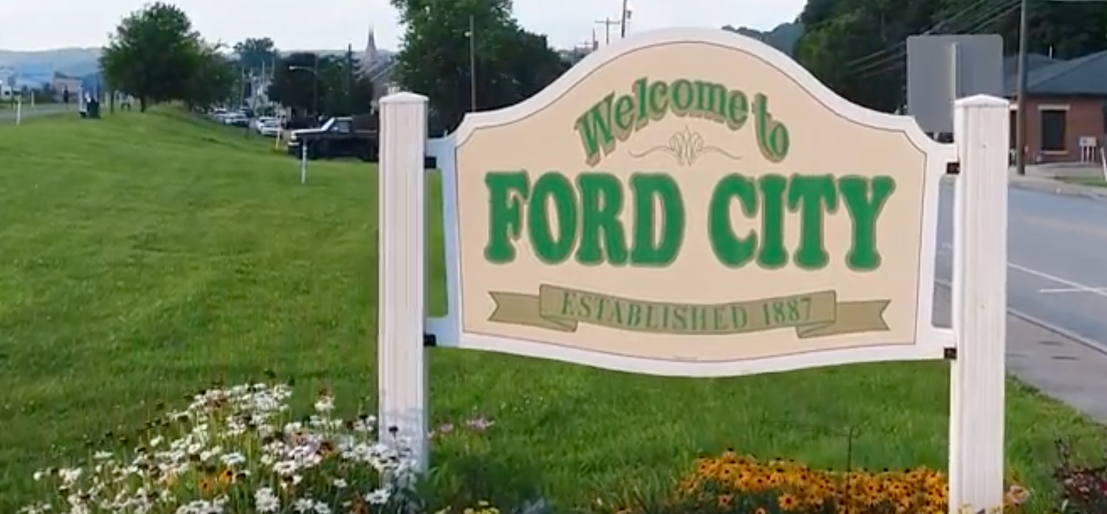 Welcome to Ford City